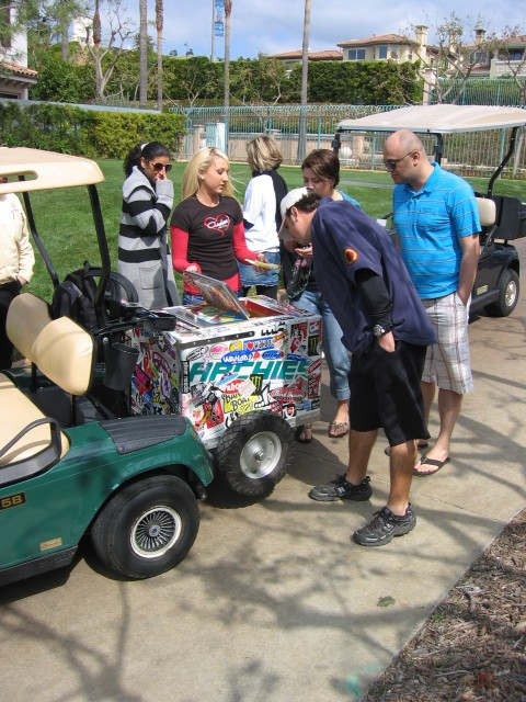 Athletes First Classic Charity Golf Tournament (Benefiting Orangewood Children's Foundation) - 2009