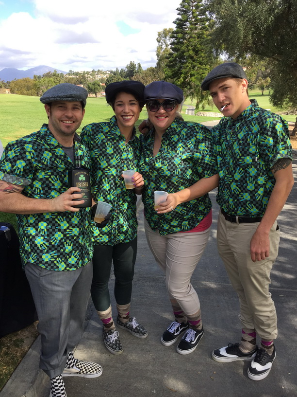 Duffing for Dollars Charity Golf Tournament – Mission Viejo,CA – 2018