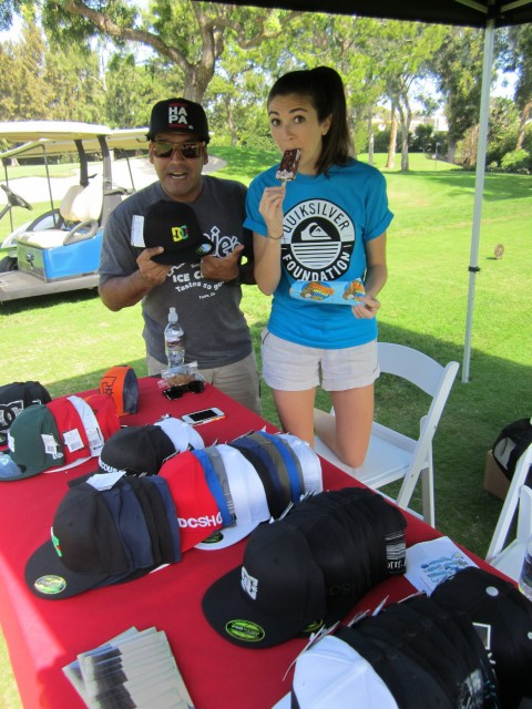 Quiksilver, Roxy and DC Golf Tournament in Santa Ana - 2012