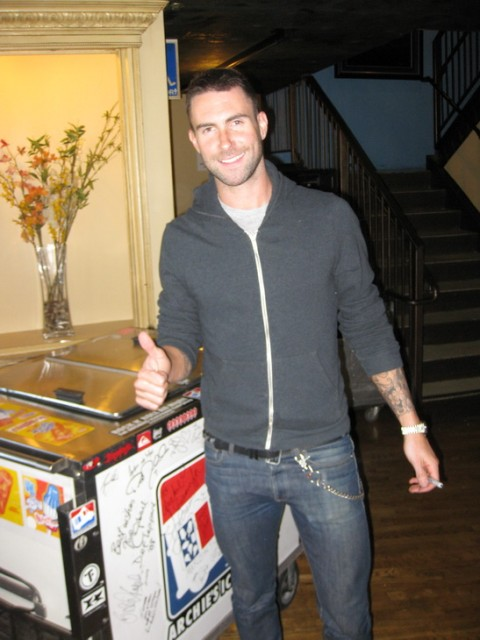 """Ronald McDonald House """"Benefit For Carlo Santiago""""with Maroon 5 - Hollywood"""