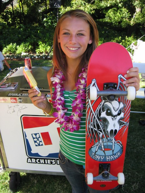 """Tony Hawk's """"Stand Up for Skateparks"""" Charity Event - 2007"""