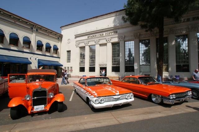 14th Annual Orange Plaza Car Show