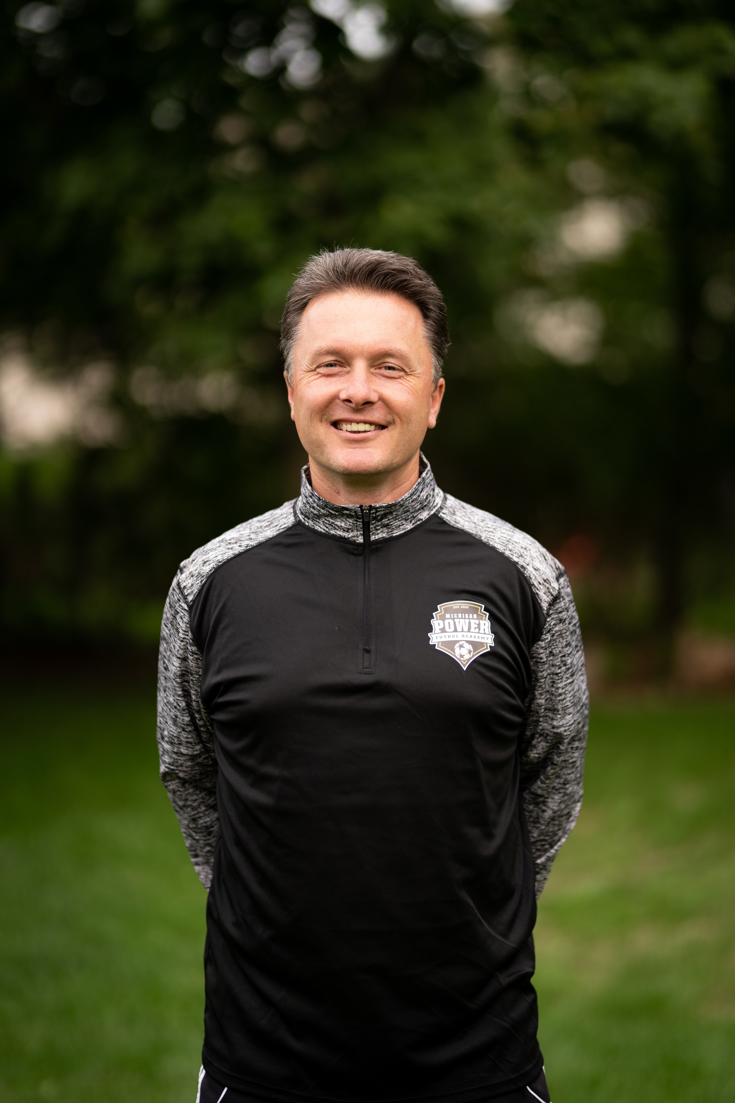 ZSOLT BERTALAN,DIRECTOR OF COACHING - USSF 'B' License • NSCAA Director of Coaches Diploma • Coerver Youth Diploma