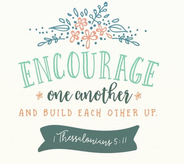 We are here to encourage you… - Our organization is dedicated to encouraging you and those around you to be the best you can be. We will help lift you up when you hit your low points and continue to lift you up when life is at it's high points. Our hope is that you take our encouragement and pass it along to others because you never know the battles that someone is facing.