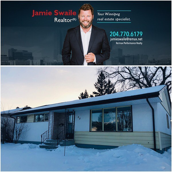 Another fabulous home 🏡 sold to another fabulous buyer. We beat out multiple offers in January ❄️ to secure this baby for my clients and I'm so happy for them. There's nothing like the excitement happy 😃 of a new home to start the year off right! If you're looking 👀 call me and we can get you into a new home too (there are tons to go around). • Jamie Swaile | Realtor (r) RE/MAX Performance Realty  204.770.6179 • #Winnipeg #Realtor #RealEstate #Wpg #Manitoba #WinnipegHomes #WinnipegRealEstate #DreamHome #JamieSwaileRealEstate #Sold #204 #YWG #StVital