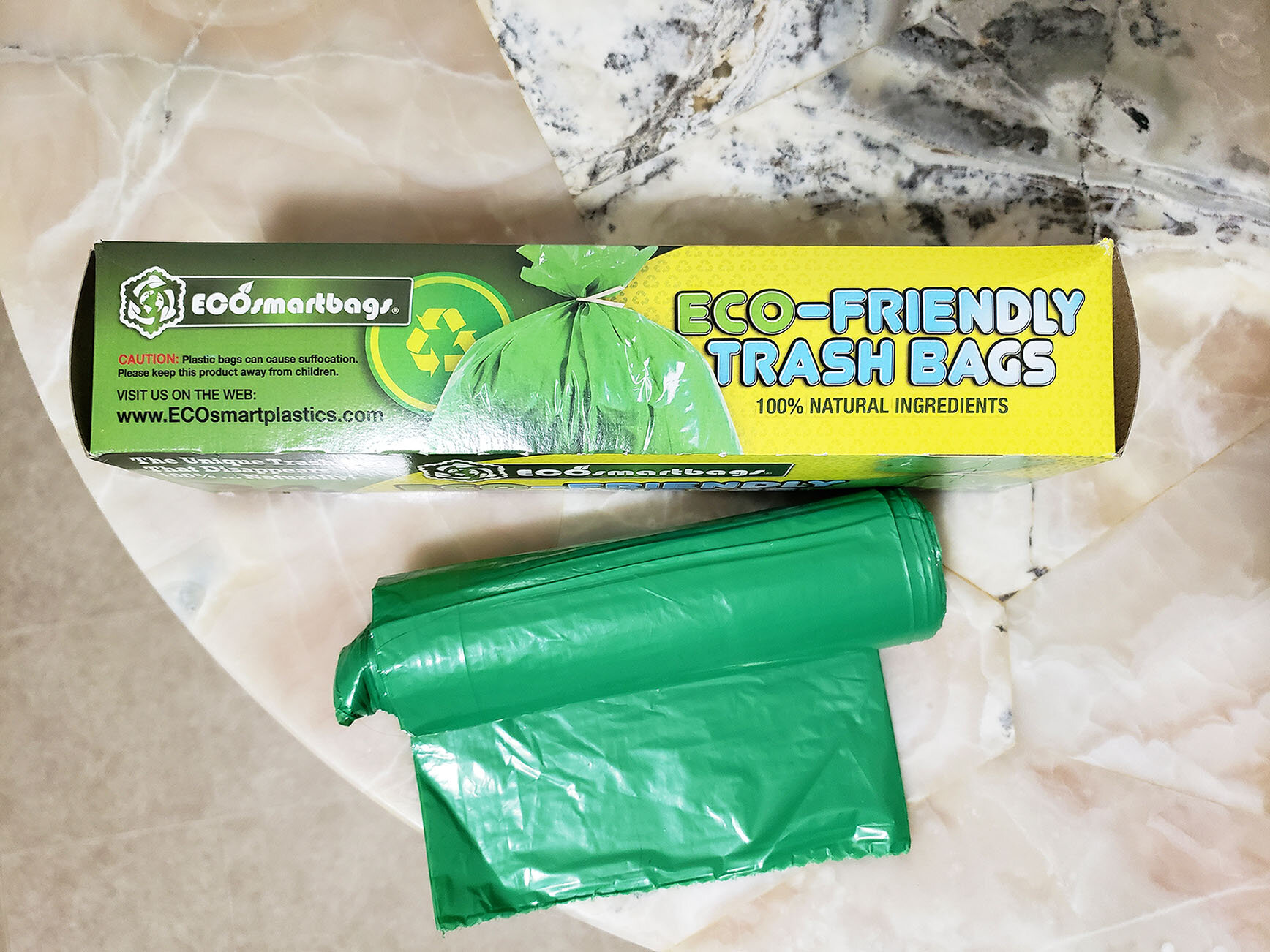 Compostable Vs Biodegradable Trash Bags Which Ones To Buy Rebekah Joan