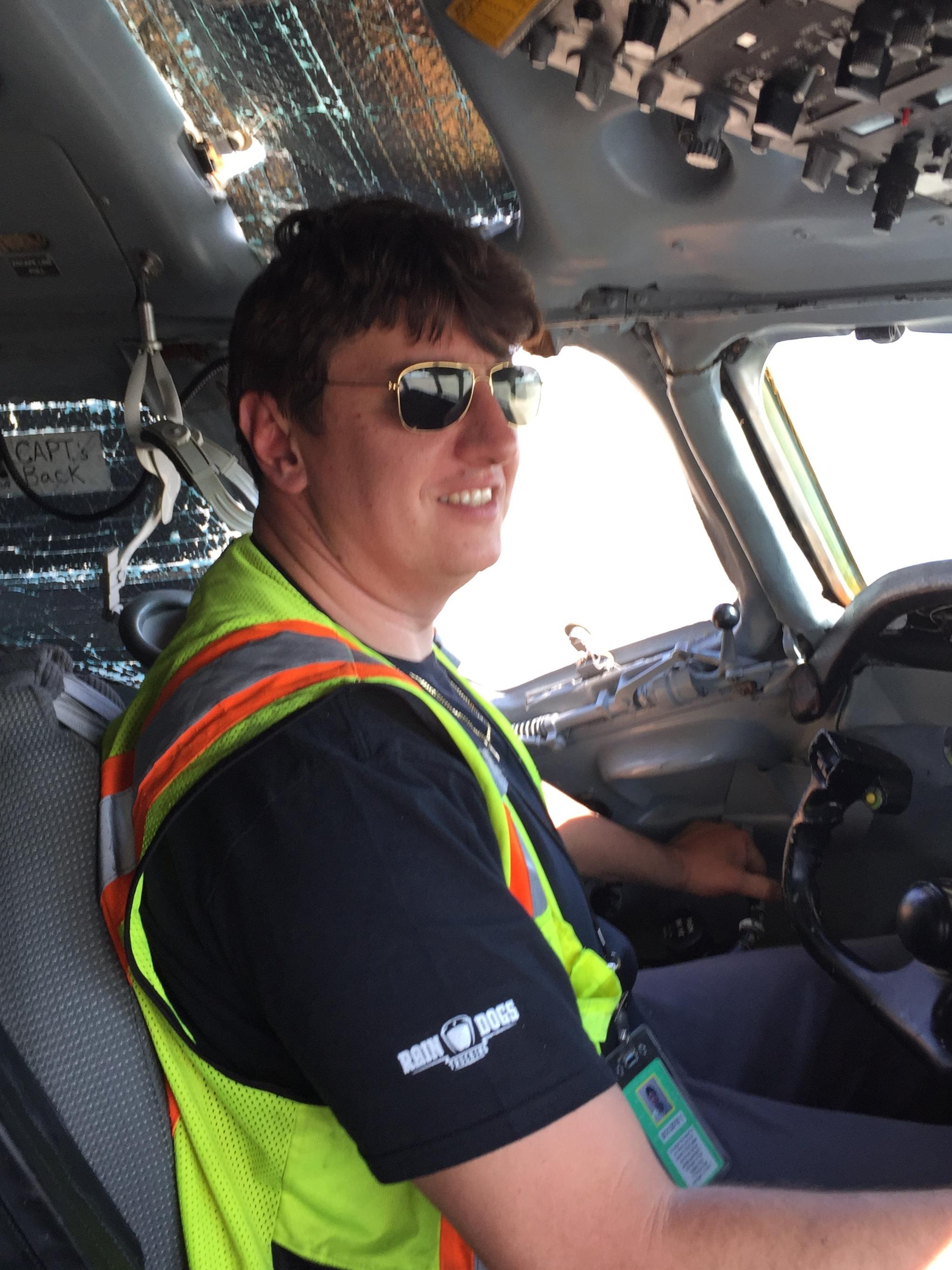 Sasha Lazic - UAS Maintenance Chief