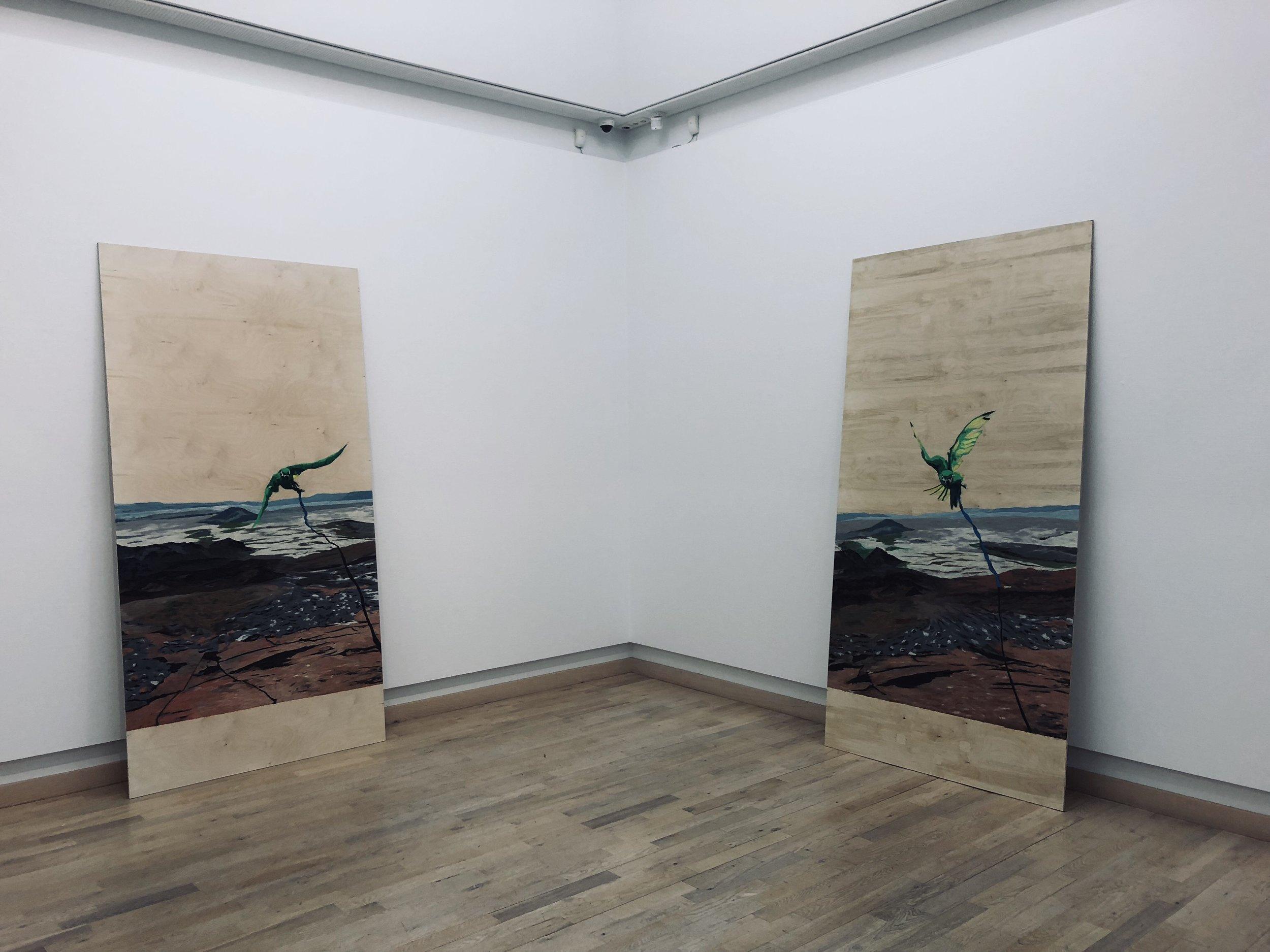 Icelandic Parroty - Gerðarsafn Kópavogur Art MuseumOctober 25, 2018 - January6, 2019