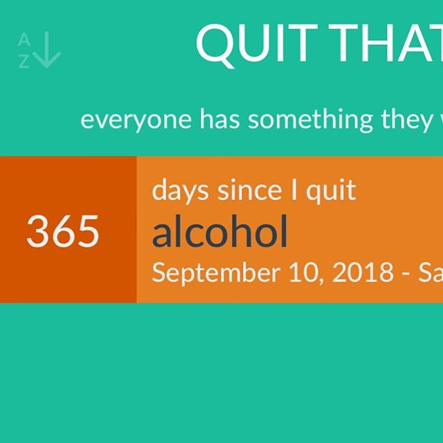 Today is one year since I (jes) got sober! First time to reach a year. Woohoo!!