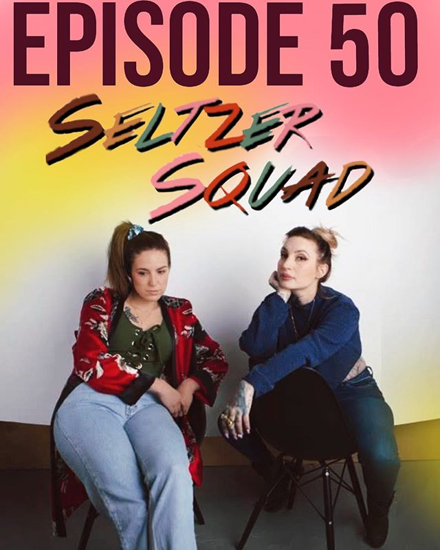 Episode 50: KATE & JES CATCH UP pt II is available nowwwww