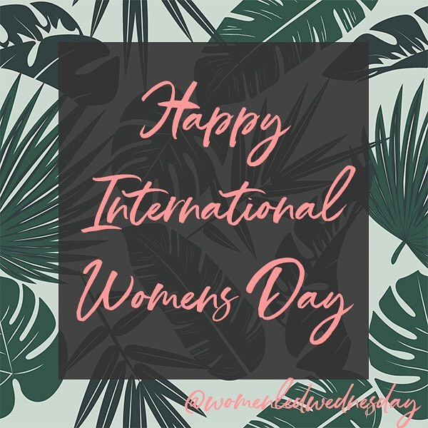 Happy International Women's Day to all you strong women out there. And to those who support you, because every strong woman is backed by a whole lot of other strong people. Keep doing what you do! We're with you every step of the way. • •  #internationalwomensday #iwd19 #thefutureisfemale #forceofnature
