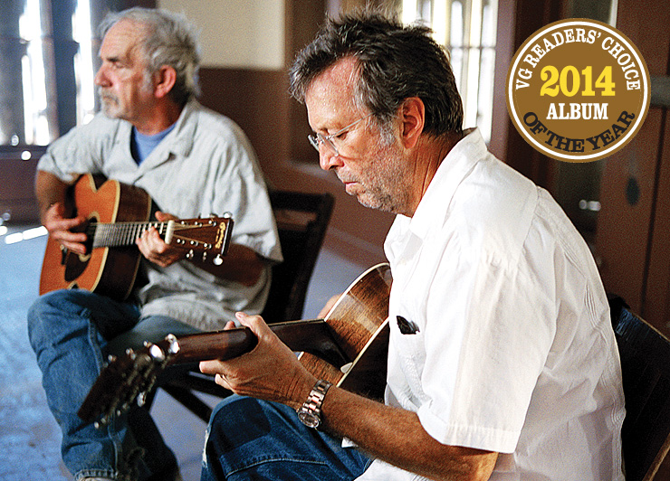 Eric Clapton and J.J. Cale: David McClister