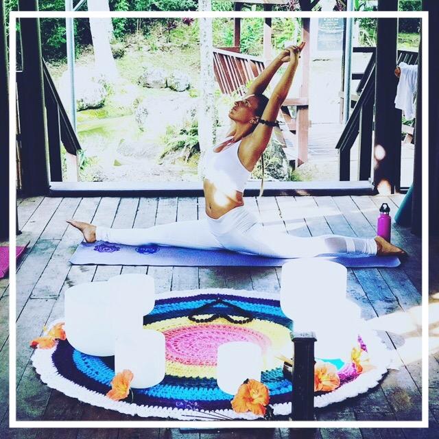 Katya - Katya is divinely enlightened Kundalini Awakening / HATHA / Ashtanga / Vinyasa Flow yoga practitioner, teacher, Reiki Healer and spiritual jewelry maker.