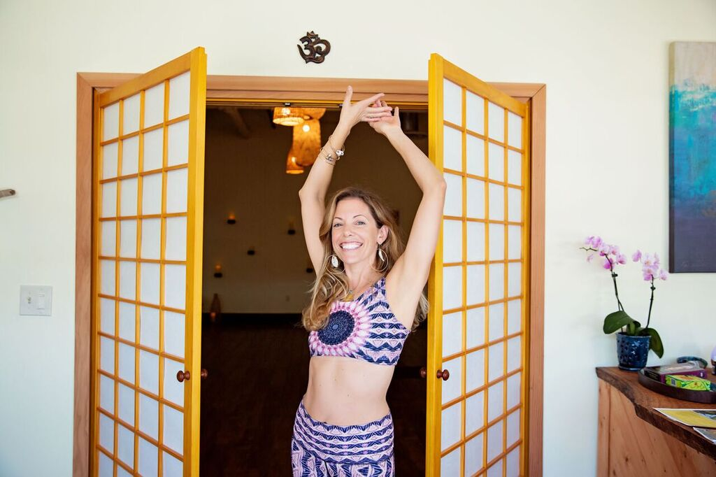 Amy - I have always loved yoga and been inspired by the powerful healing and joy that arises through practice. In 2005 I recieved my 200tt from Miami yoga Shala and in 2007 another 200tt from City Yoga in LA. Soulasana is the way that I am able to bring all my passions into one space; yoga, healing and movement, show my children that we can follow our heart at any age, and be a part of adding more love to our world. We are all journeying this planet together and my intention is to be a part of the vibration lift and the benefit of all. I hope you join our home here at Soulasana. Peace and Blessings - Namaste.