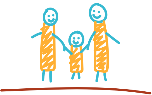 Ako Langimalie family