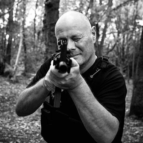 Mark Greensmith - Armed Response Captain