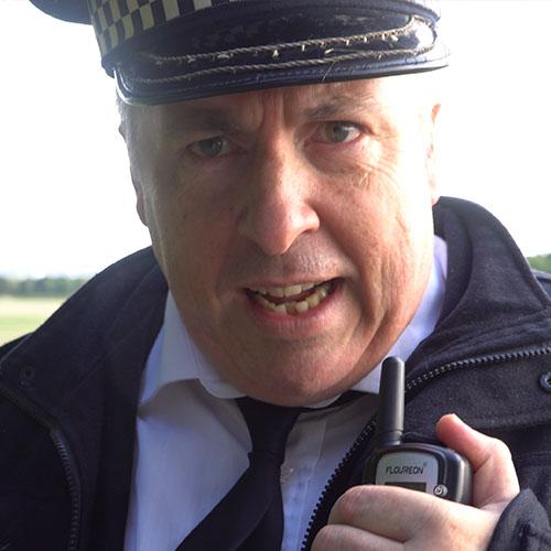 Noel Ross - Mocap AssistantSound RecordistPolice Officer