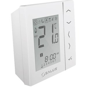 SALUS PROGRAMMABLE CONTROLS -