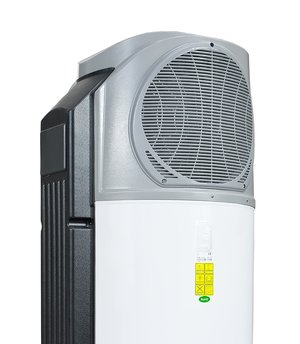 INTEGRAL HEAT PUMP WATER HEATER FOR DOMESTIC HOT WATER -
