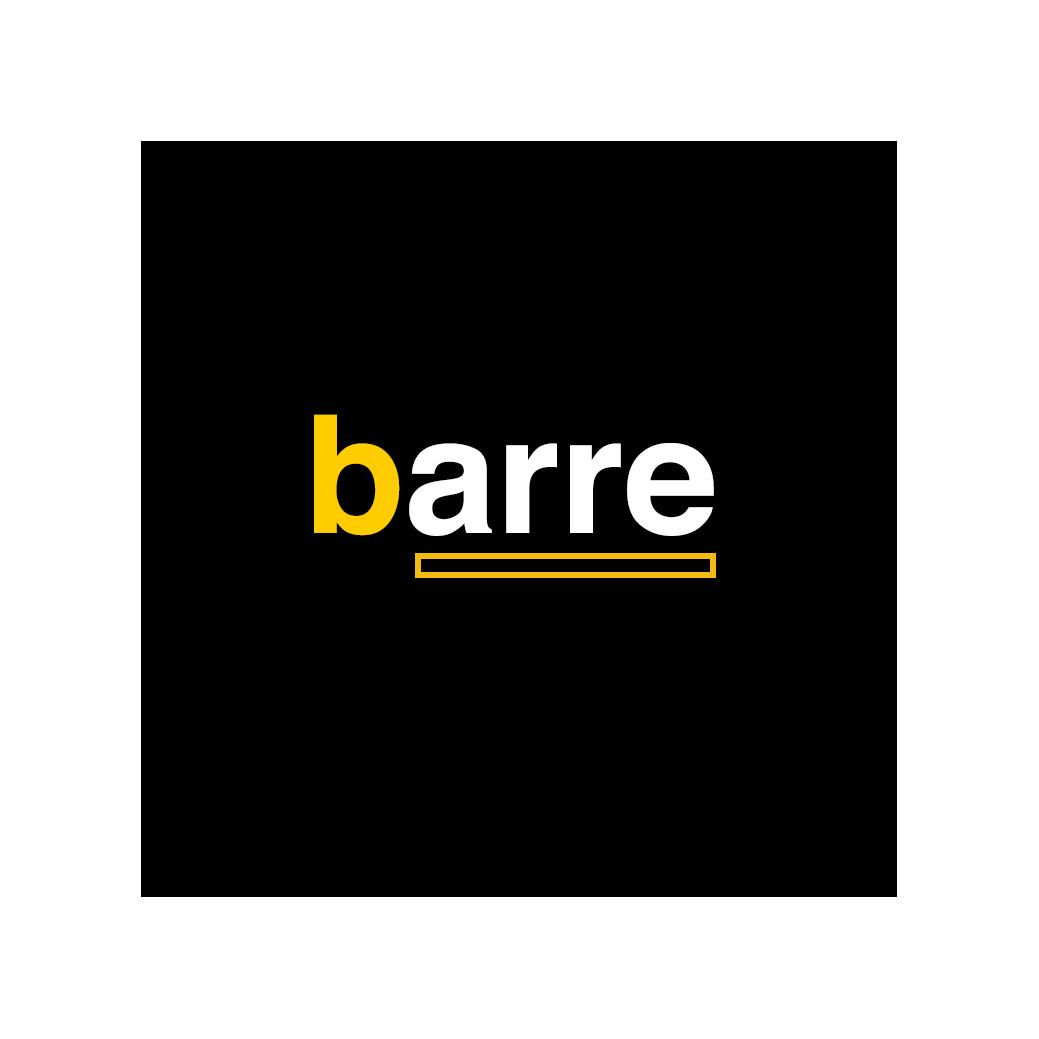 barre -