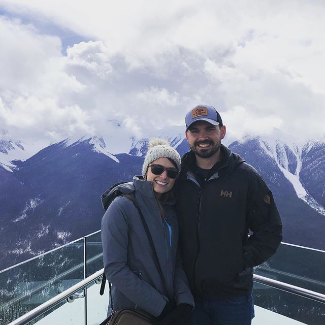 Alright, @wbbeers - challenge accepted.  Repping #wbbeers last month in #banff on my honeymoon with my beautiful bride.  Cheers!