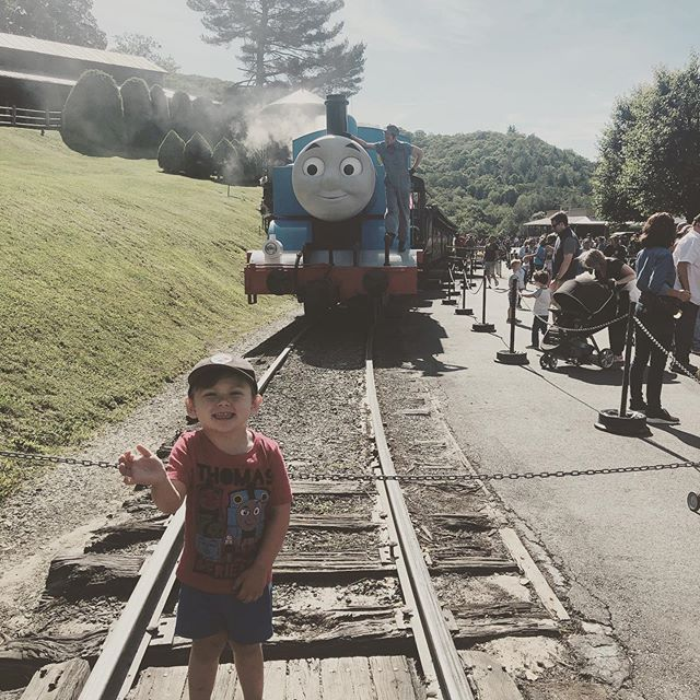 This is everything.  #tweetsierailroad  #thomasdayout