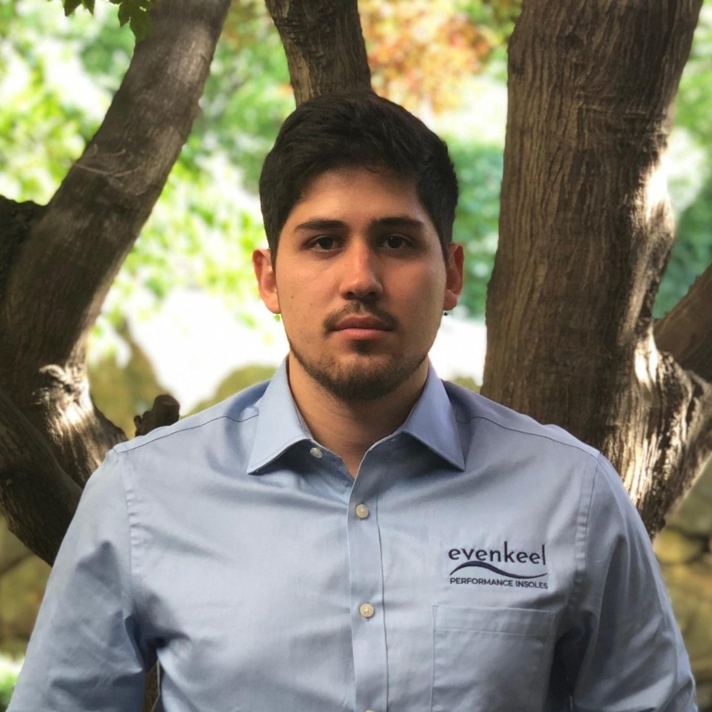 Sebastian Guevara   Marketing Manager