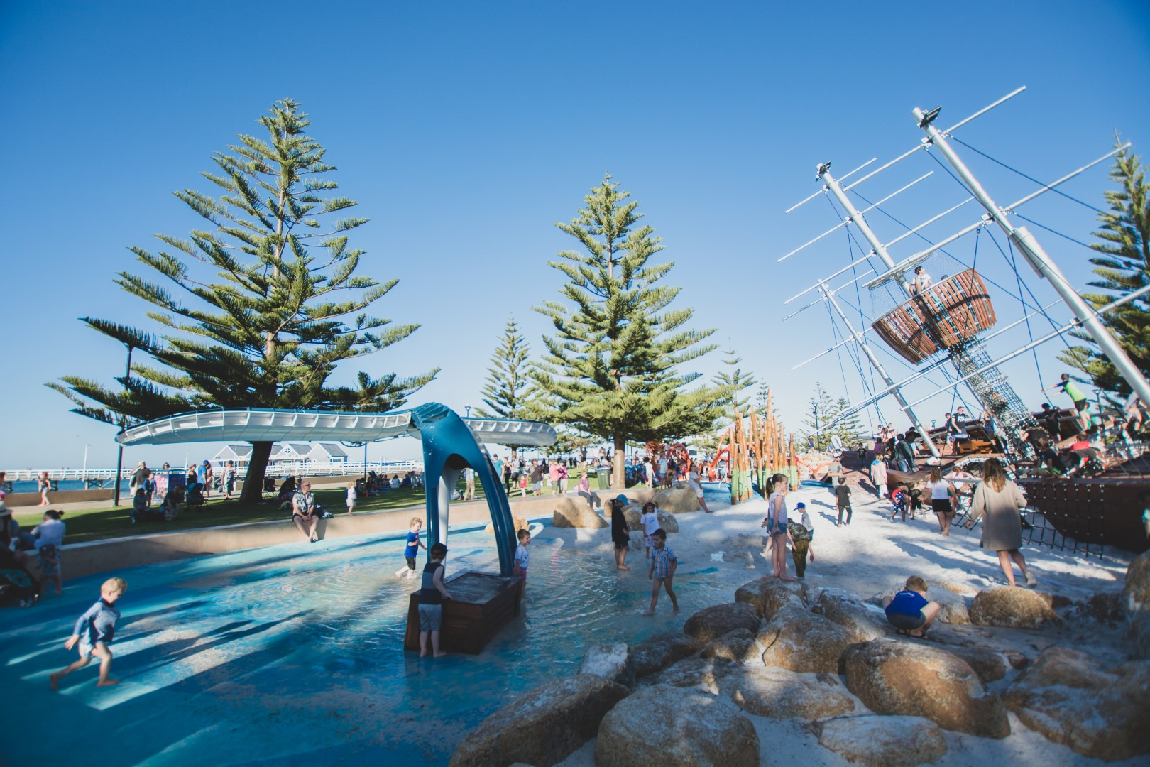 Busselton Foreshore Playspace