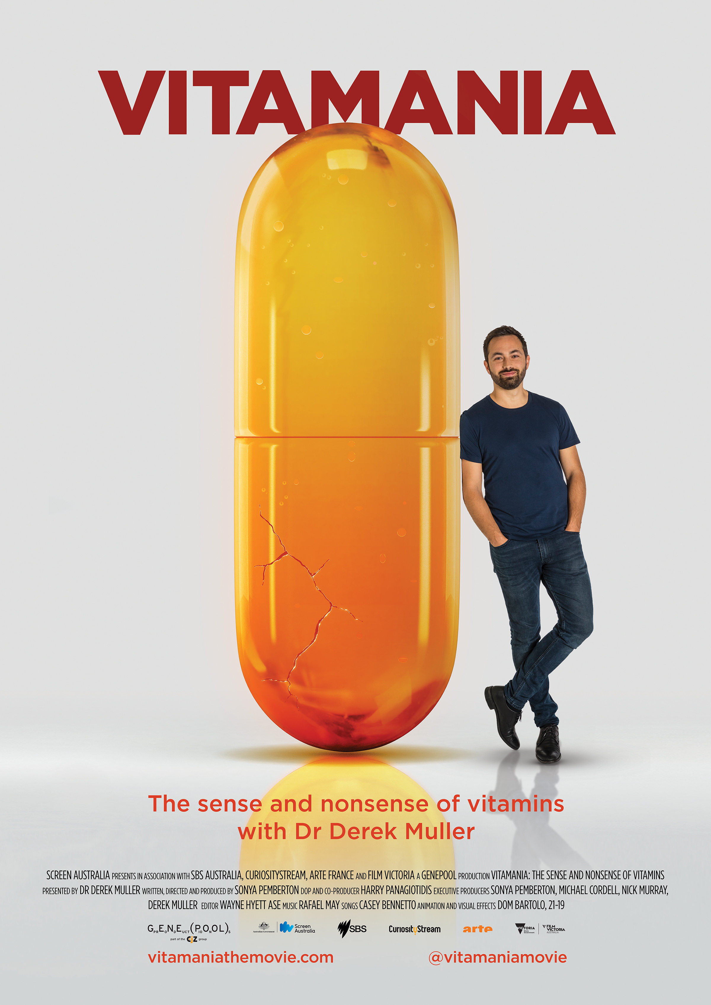 Vitamania - The Sense and Nonsense of Vitamins