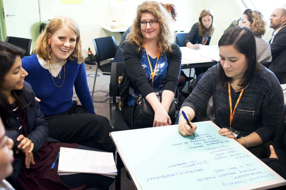 What can you expect at Health Justice 2019 - The conference will be a highly participatory event combining international and local presenters, engaging presentations and discussion, workshops, networking events and opportunities to co-design different approaches to meet the needs of people whose health and legal needs intersect.