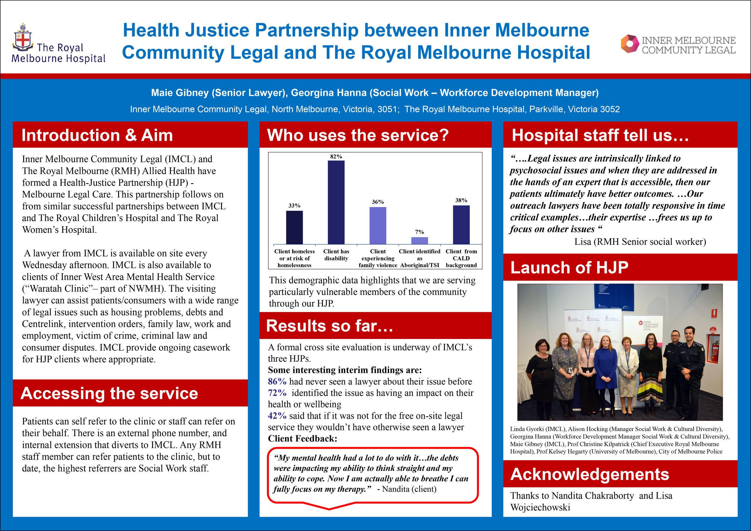 HJP Poster - Royal Melbourne Hospital and Inner Melbourne Community Legal HJP - permission received.jpg