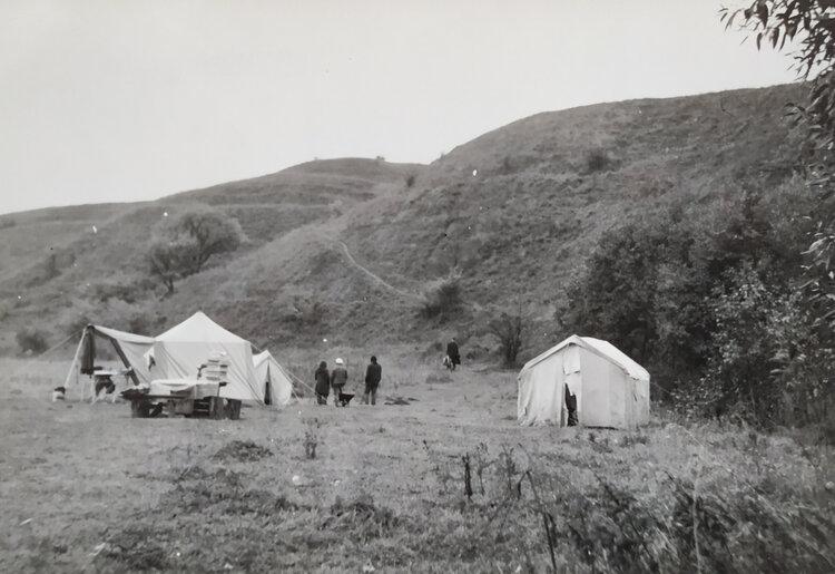 3. M.Apinis. Aizkraukles espedicijas nomene 1971