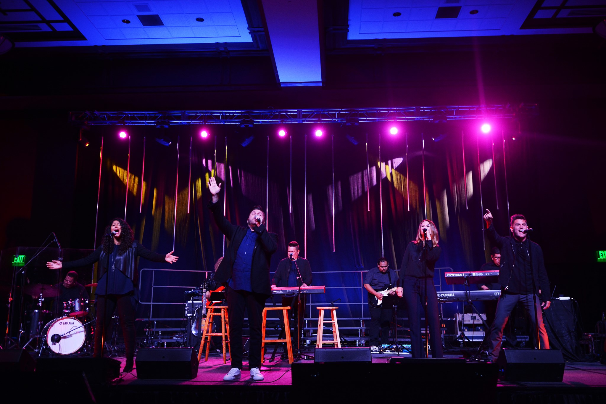 AVALON Performs at LifeWay's WorshipLife Conference in Gatlinburg, TN on Tuesday, June 25, 2019