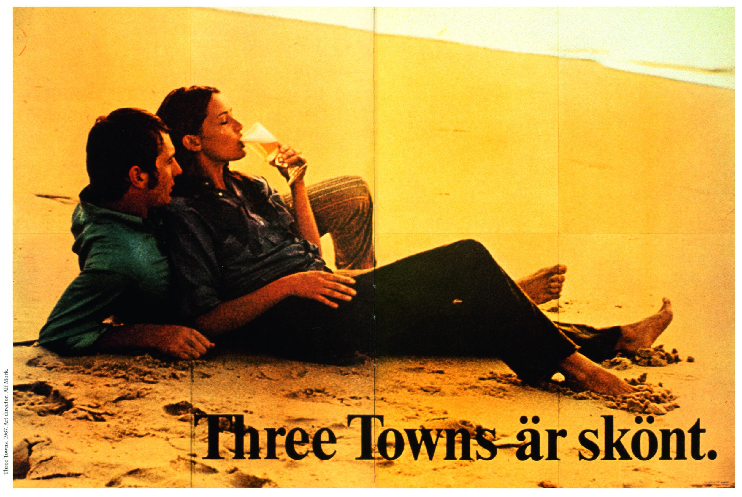 Three Towns – ute med svagdricka