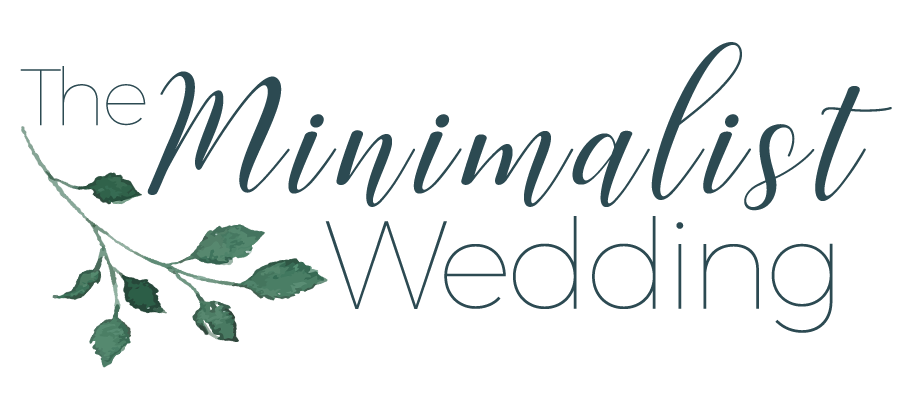 The Minimalist Wedding