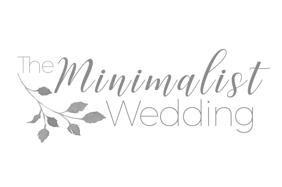 The Minimalist Wedding Feature