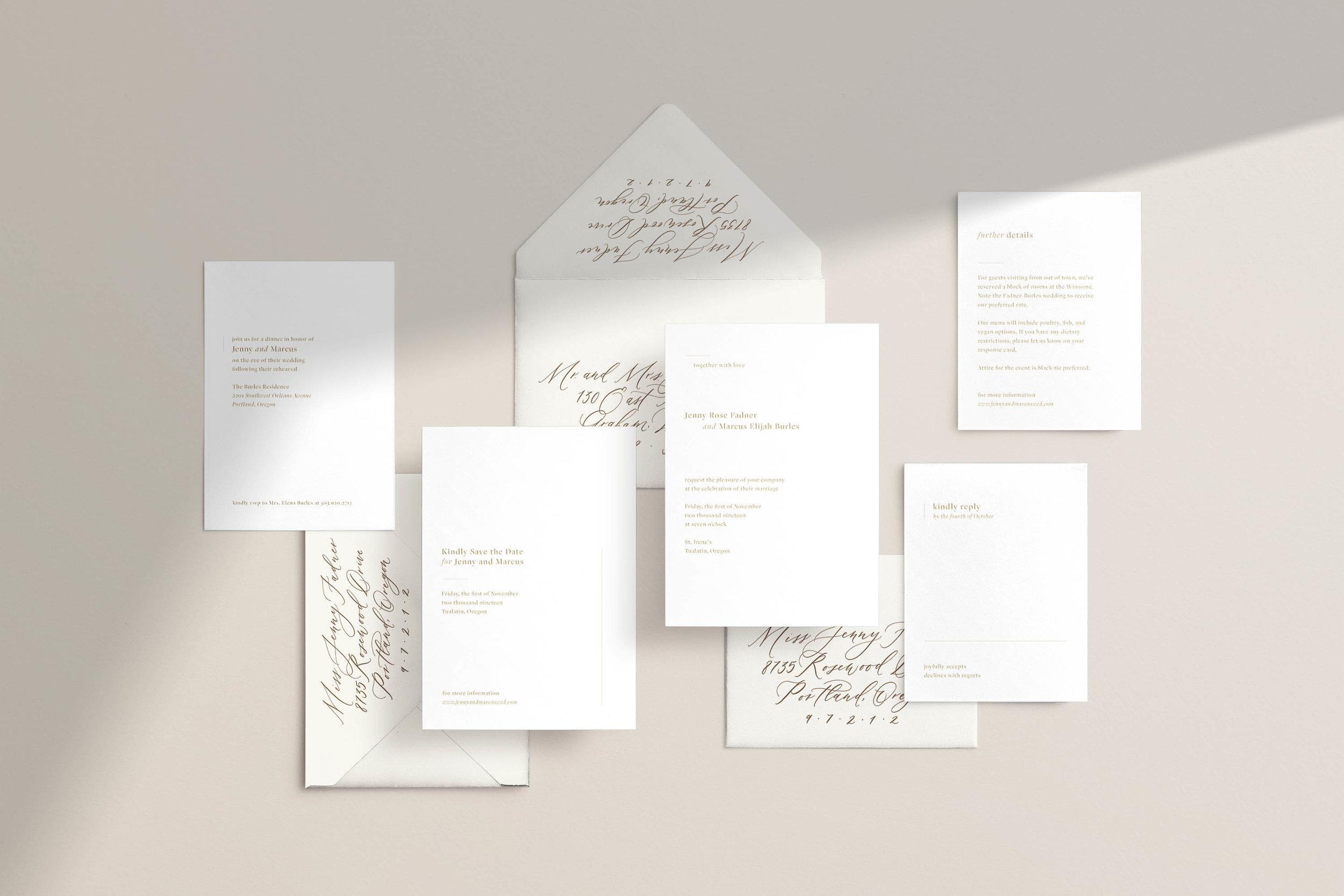 Laurel Semi-Custom Suite by Caitlin O'Bryant Design
