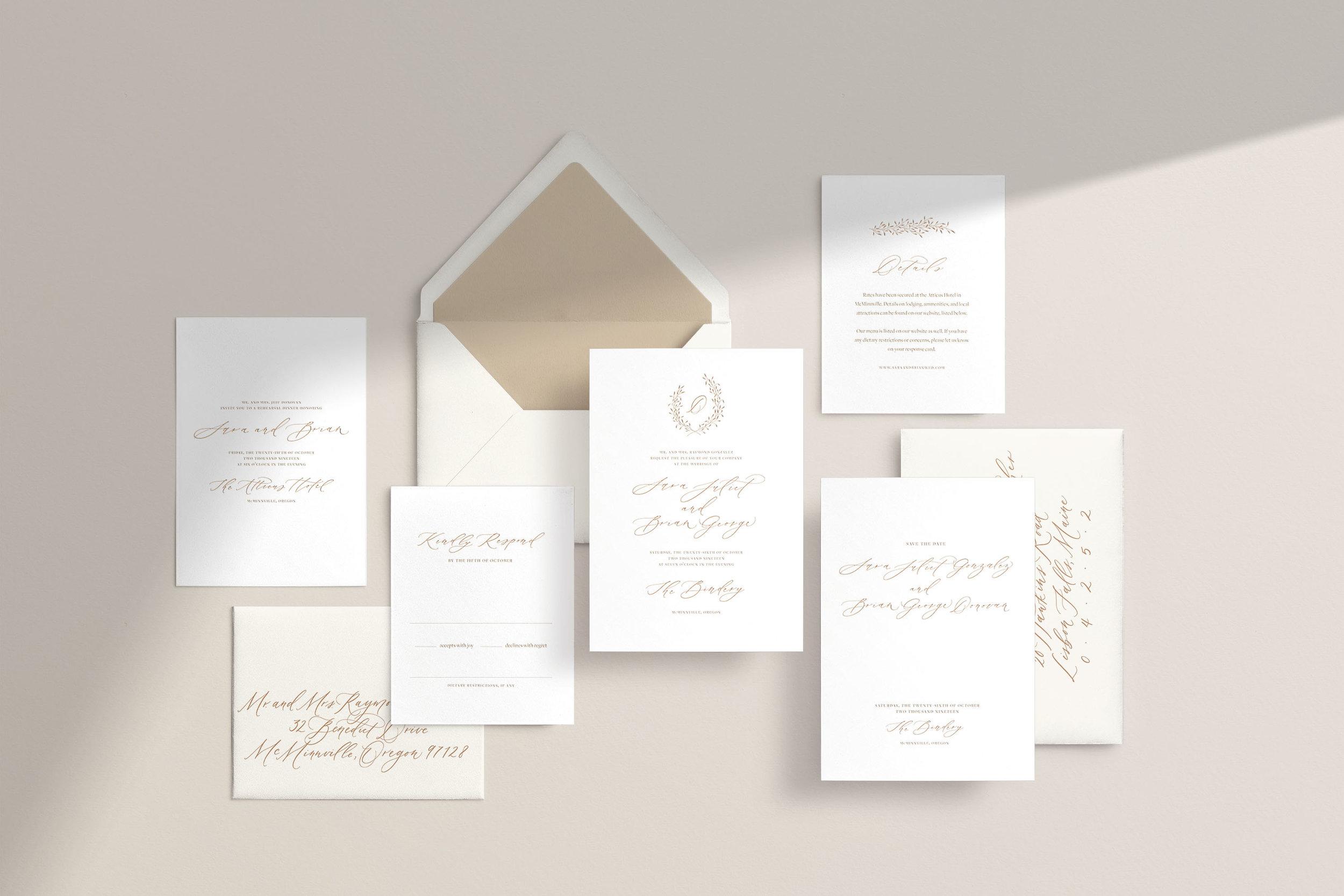 Sage Semi-Custom Suite by Caitlin O'Bryant Design