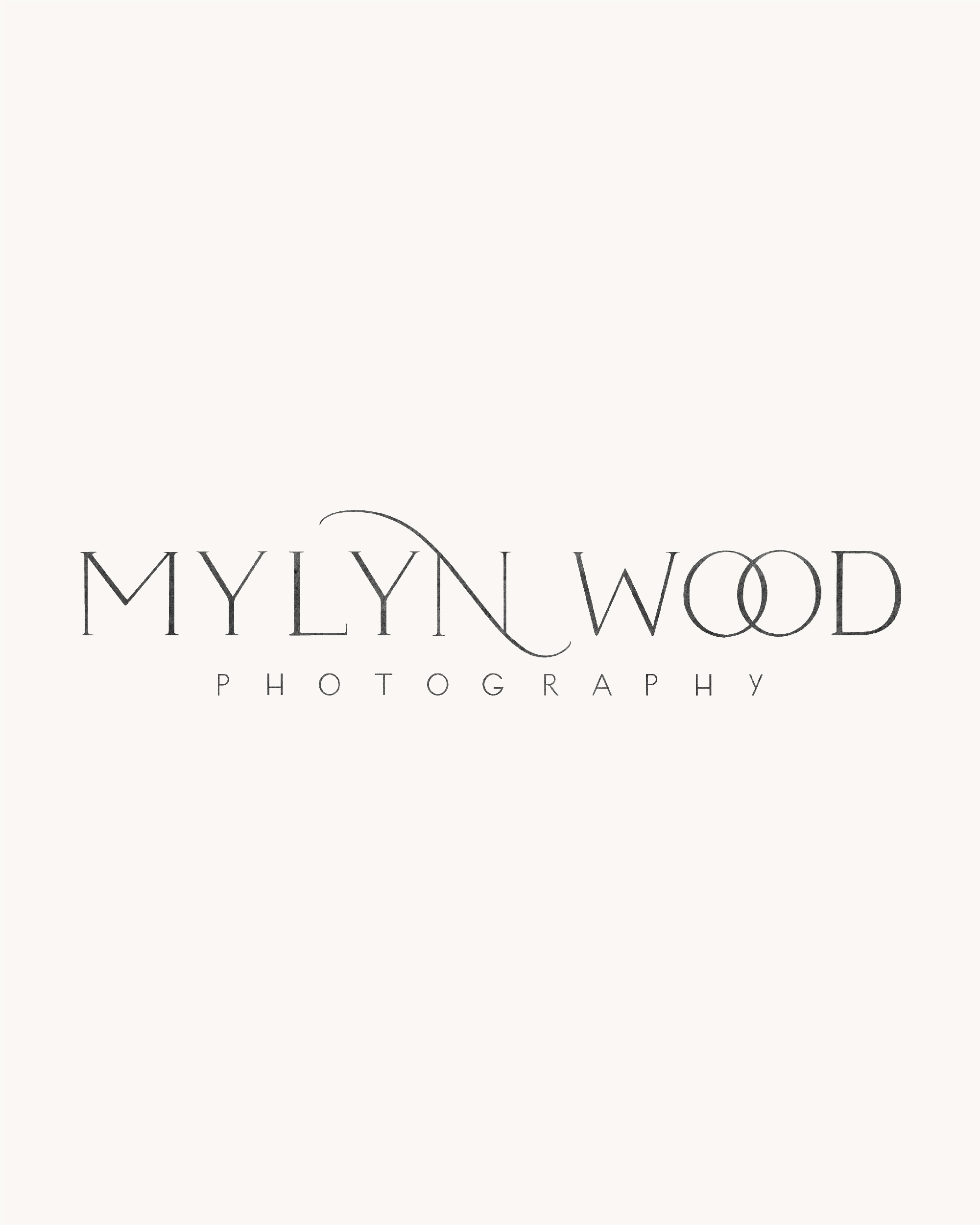 Logo for Mylyn Wood Photography
