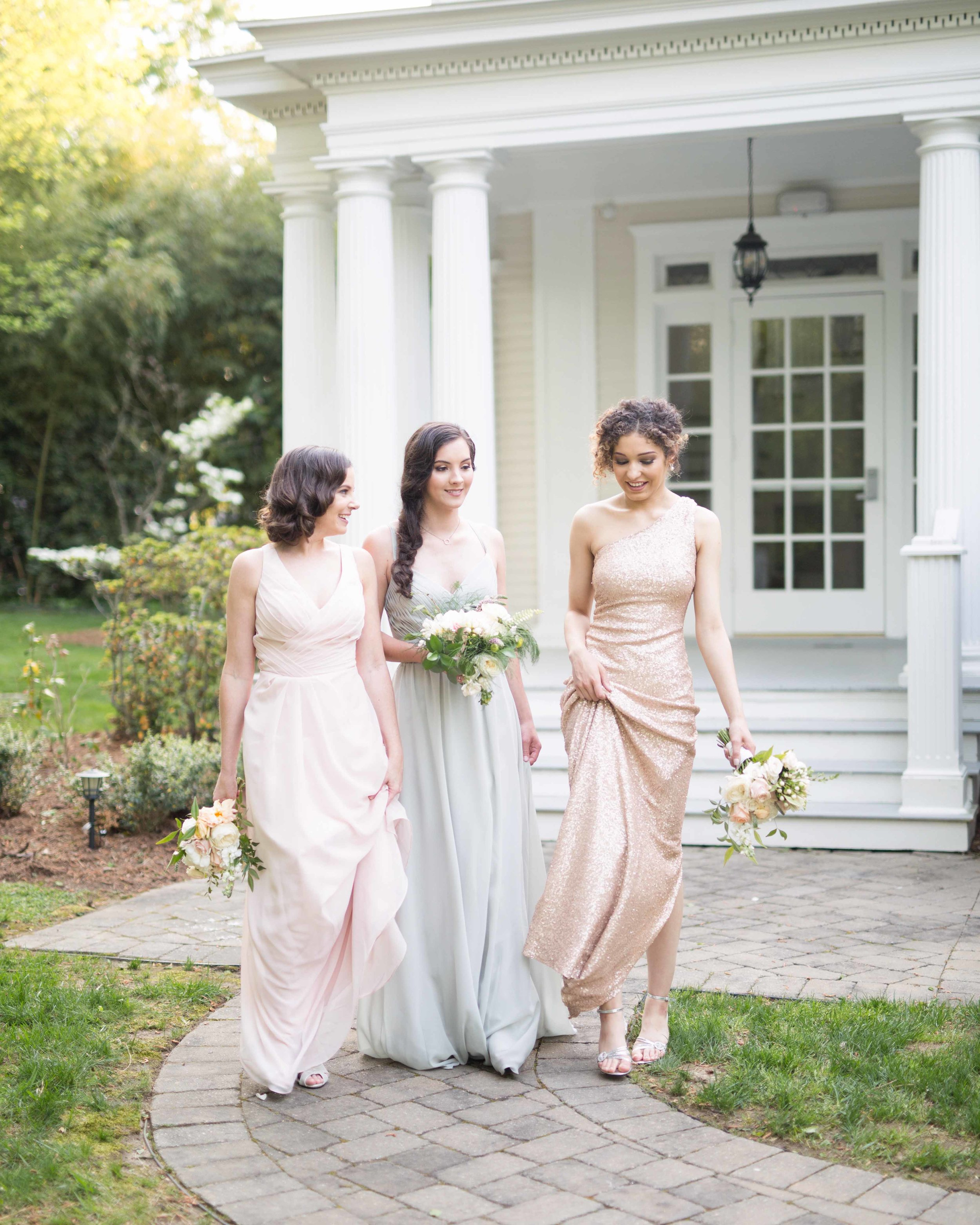 Photo by Stephanie Batten Photography. Planning by Taylor'd Southern Events. Hosted at the McAlister-Leftwich House.