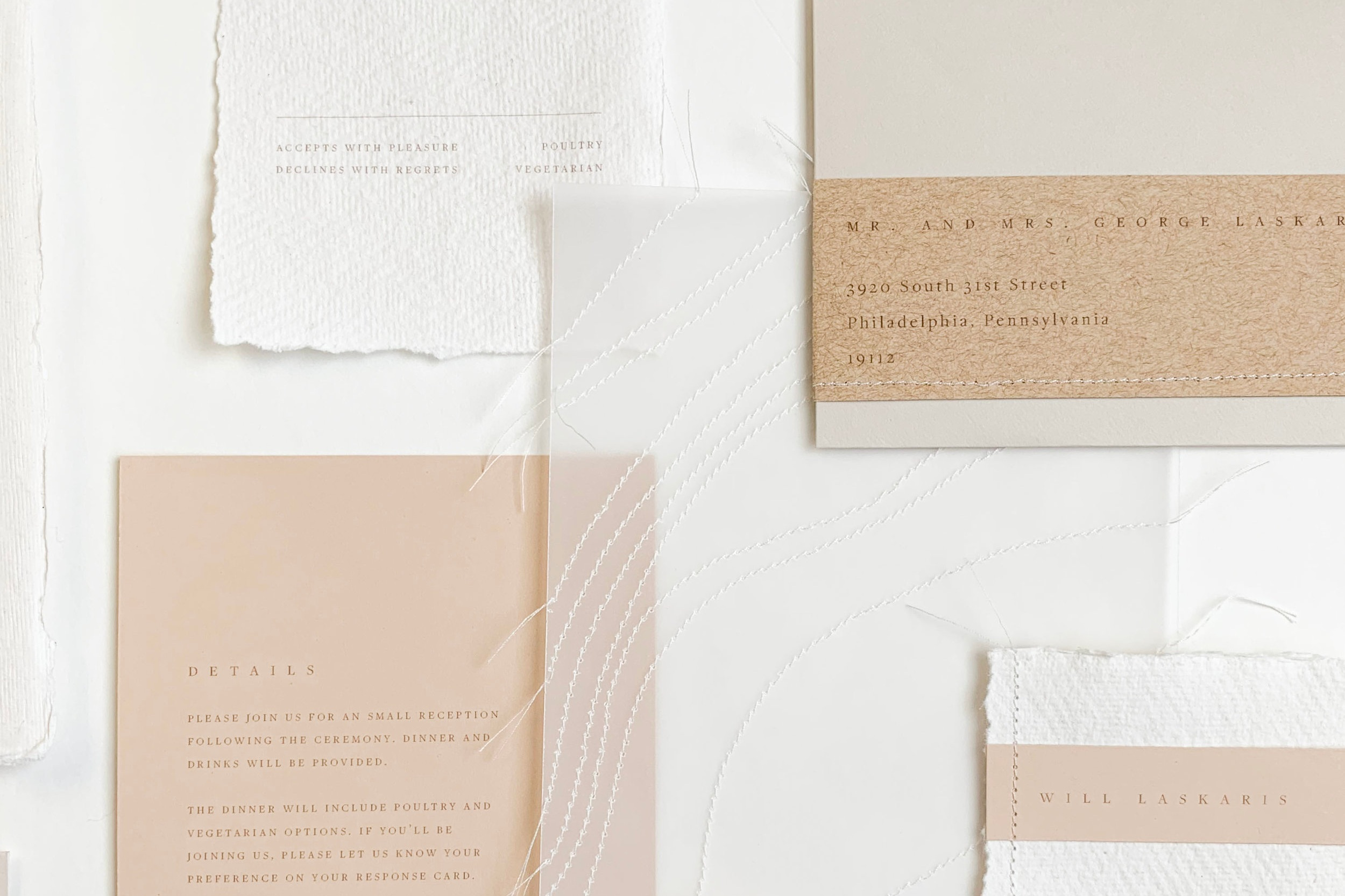 The 101 Guide to Wedding Invitation Lingo. All the terms to know when ordering wedding invitations with a designer.