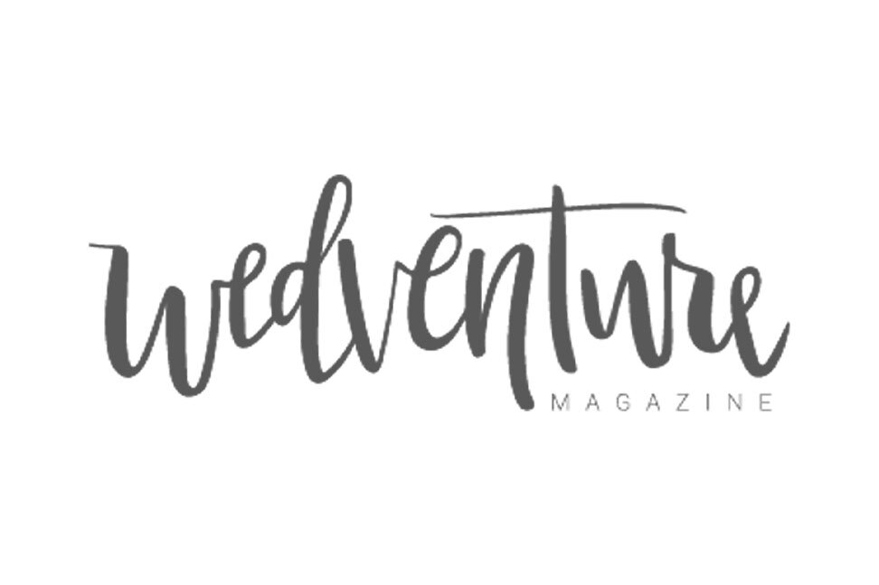 Featured in Wedventure Magazine.