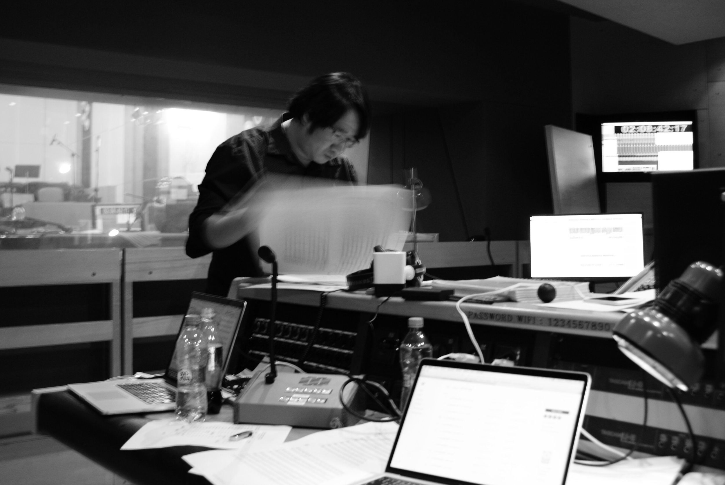 stinky rice studios - Darren Fung: Music For Motion Picture and Multimedia