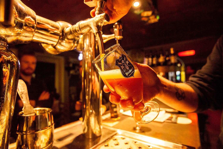 Brouwerij D'Oude Maalderij tap room