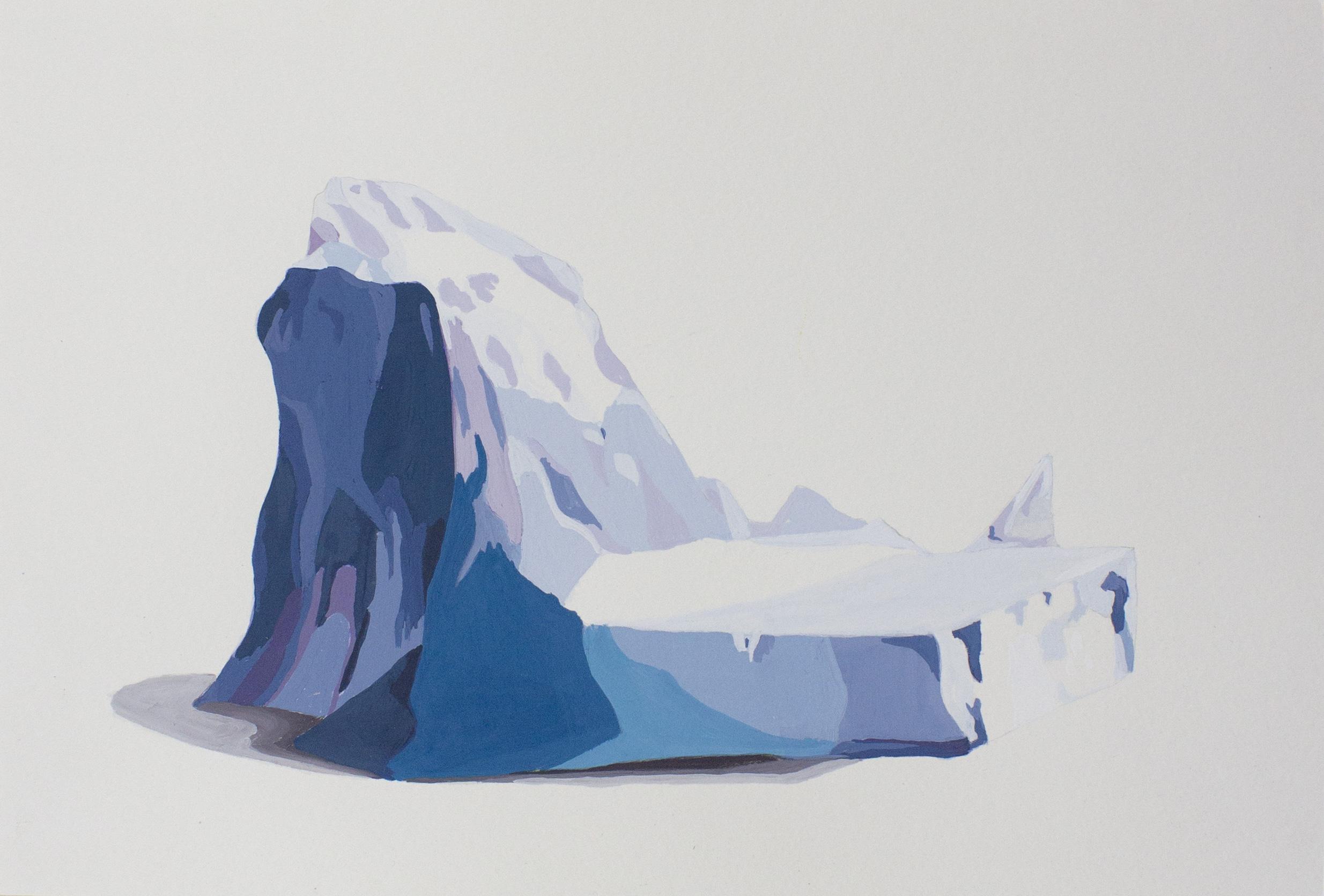 Montaña voladora nº2.