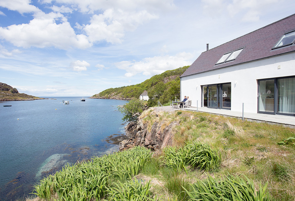 Places to stay - The Net Store, Torridon