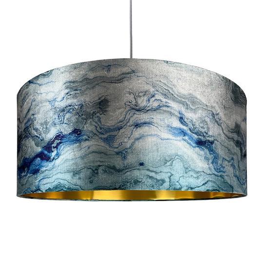 Carrara marble effect azure pendant.jpg
