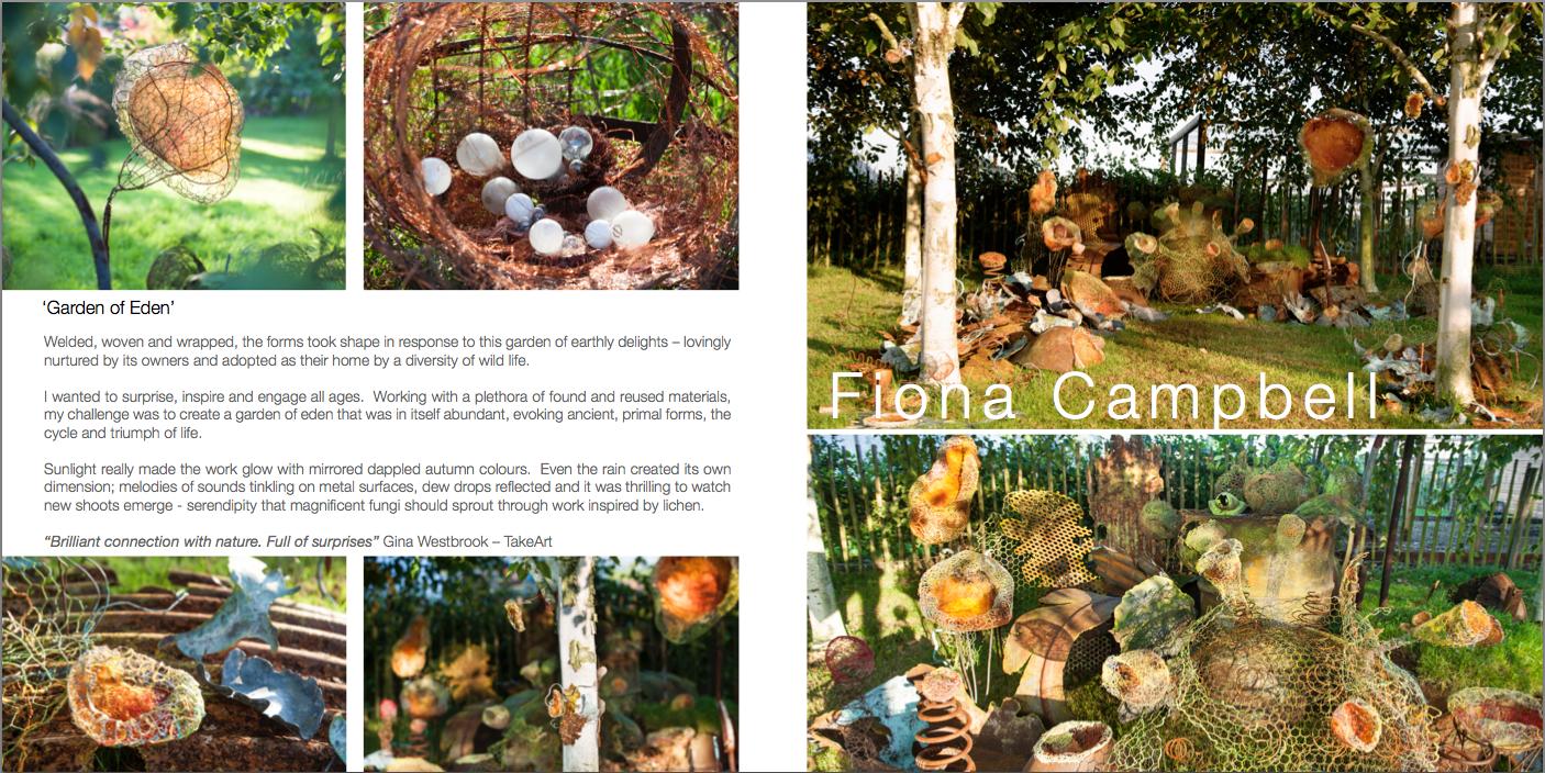 Abundance catalogue - my page March '14