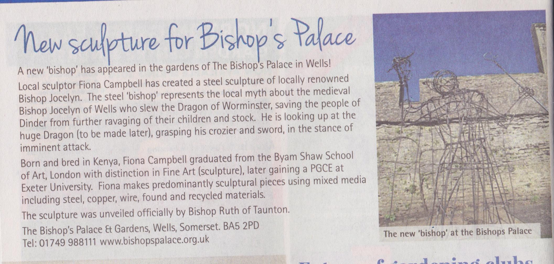 Bishop - Country Gardener