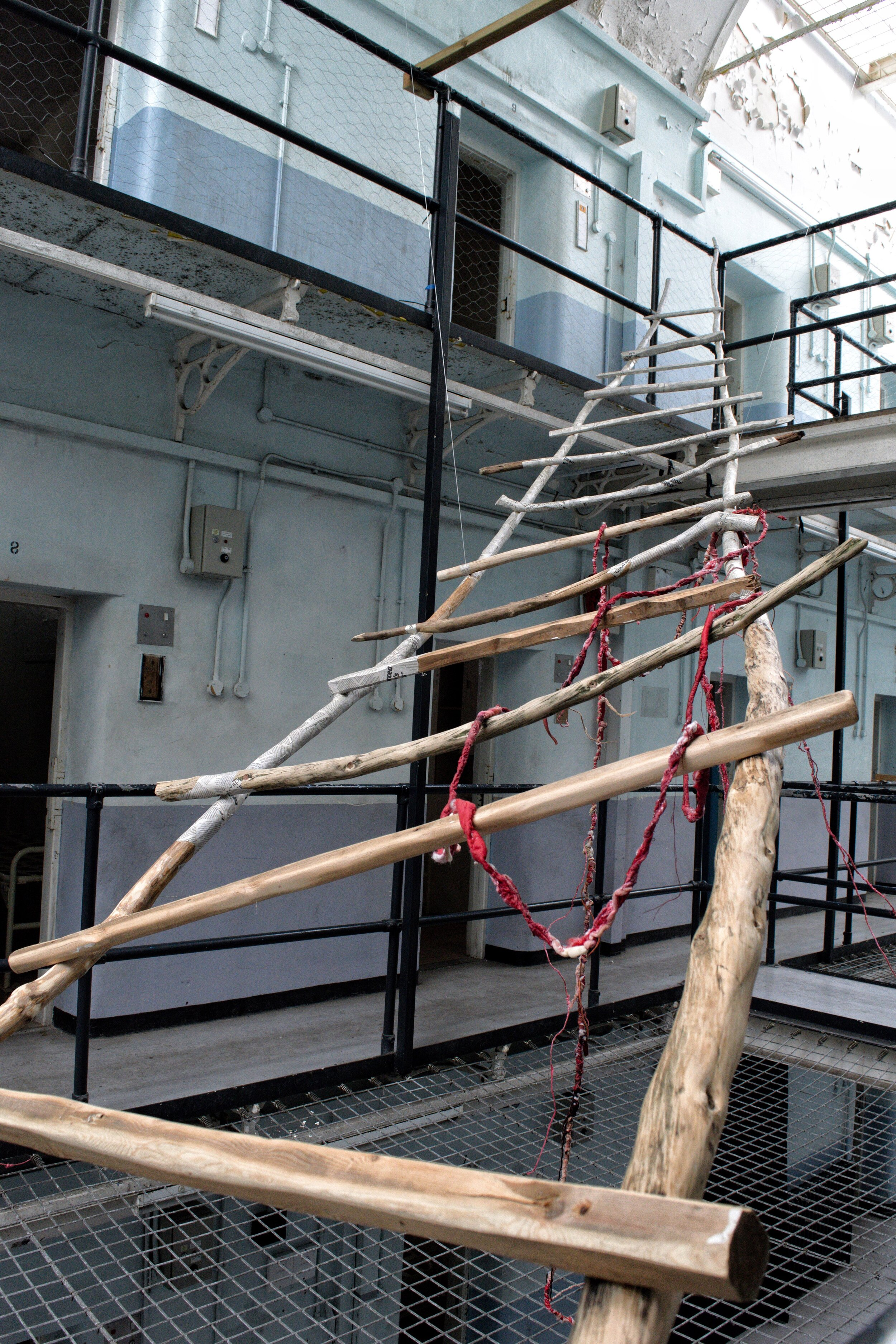 Snakes and Ladders, Fiona Campbell. Photo by Caroline Bond (1).jpg